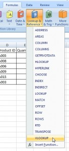 Lookup&reference VLOOKUP